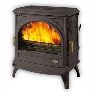 Godin 366101 - Poêle à bois Carvin 13 kw