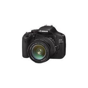 Canon EOS 550D (avec objectif 18-135mm)
