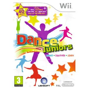 Dance Juniors sur Wii