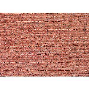 Faller Plaque de mur : clinker - Echelle 1:87 (HO)
