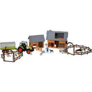 Dickie Toys Set de jeu Vie à la ferme 72 pièces