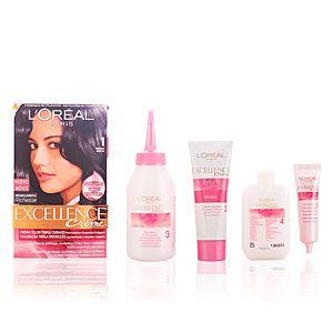 L'Oréal Excellence 1 Noir - Crème colorante triple protection
