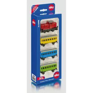 Siku 6291 - Coffret cadeau train 1 (1:120)