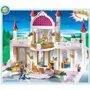 playmobil 4250 ch teau de princesse comparer avec