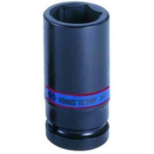"""King tony 843542M - Douille longue à choc 1"""" métrique diamètre 42 mm"""