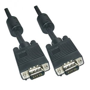Nano cable 10.15.0103 - Câble VGAHDB15 M-M avec ferrite 3m