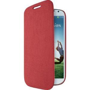 Belkin F8M564btC01 - Étui folio ultra fin pour Samsung Galaxy S4