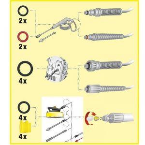 Kärcher 2.640-729.0 - Kit de joints toriques de rechange pour nettoyeurs haute pression