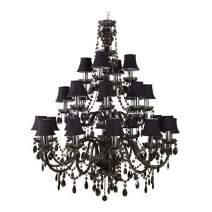 lustre baroque noir comparer 38 offres. Black Bedroom Furniture Sets. Home Design Ideas