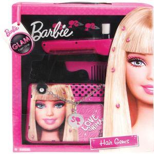 Décoration de cheveux Barbie : Perles précieuses