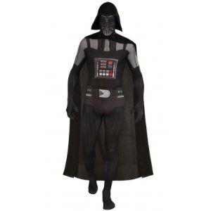 Déguisement seconde peau Dark Vador Star Wars