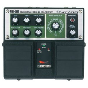 Boss Effect Space Echo RE-20