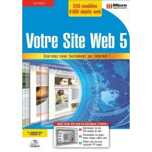 Votre Site Web 5 pour Windows