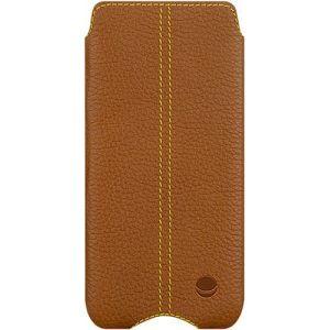 Beyzacases Zero Series - Housse en cuir pour iPhone 6