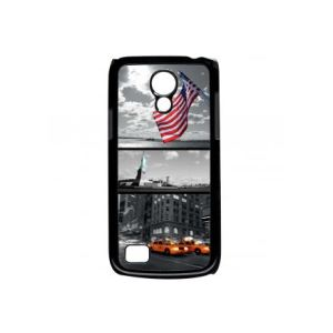 Phonewear SG4M-COQ-HL-001-F - Coque rigide pour Samsung Galaxy S4 mini