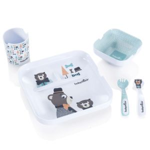 Babymoov Lovely Lunch Set - Coffret repas 5 pièces