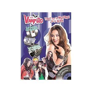 Chica Vampiro livre avec CD