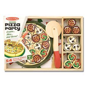 Melissa & Doug 10167 - Pizza en bois