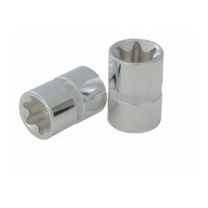 """KS Tools 918.3980-e - Douille Torx 3/8"""" E16 L.25mm sur support"""