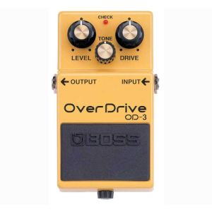 Boss Effect OD-3 - Pédale OverDrive