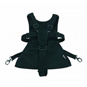 Baby Dan 3020-11-88 - Harnais de sécurité bébé Lux pour landau