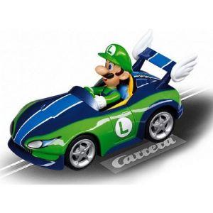Carrera Toys 61260 - Mario Kart Wii Wild Wing Luigi pour circuit Go!!!
