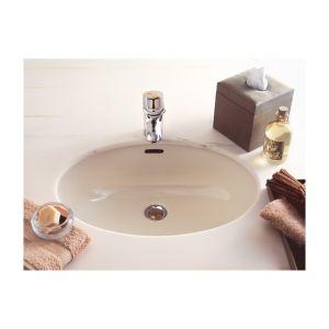 Allia Vasque à encastrer Fontange par dessous en céramique (56 cm)