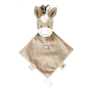 Nattou Mini doudou Noa le cheval