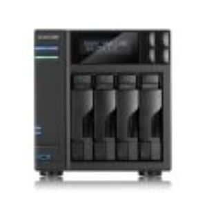 Asus AS-604T - Serveur NAS Gigabit Ethernet 4 baies (sans disque dur)