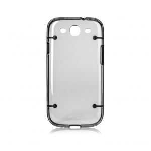 Xqisit iPlate Style - Coque de protection pour Samsung Galaxy S3