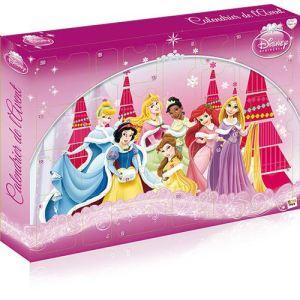 IMC Toys 210509 - Calendrier de l'avent Princesses Disney
