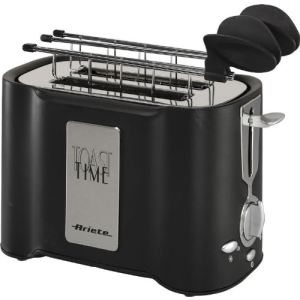 Ariete Toast Time - Grille-pain 2 fentes