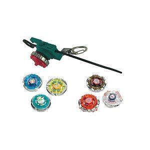 Simba Toys Toupie porte-clé Beyblade (couleur aléatoire)