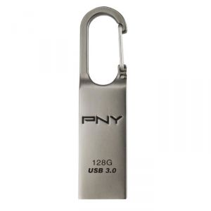 PNY FDU128LOOP30-EF - Clé USB 3.0 Loop Attaché 128 Go