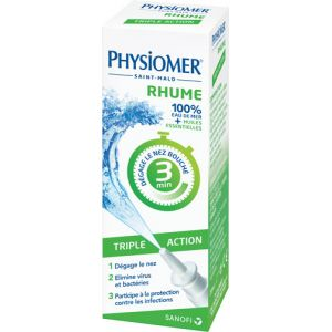 Physiomer Rhume - Spray triple action