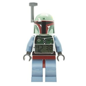 Lego 9003530 - Réveil digital Star Wars Boba Fett