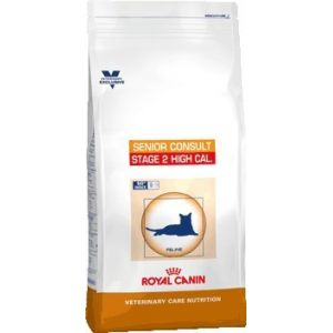 Royal Canin Chat Veterinary Care Nutrition Senior Consult Stage 2 High Calorie Contenances : 1,5 kg