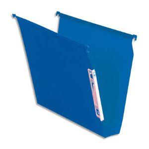 Fast Boîte de 25 dossiers suspendus Paperflow pour armoire (fond : 50 mm)