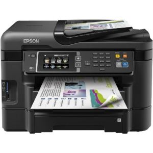 Epson WorkForce WF-3640DTWF - Imprimante jet d'encre multifonctions Fax