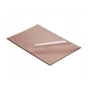 De buyer 42032 - 5 feuilles de glaçage en polyéthylène