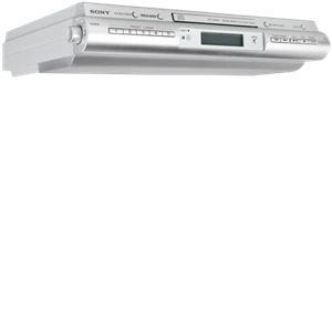 Sony ICF-CDK50 - Radio CD pour cuisine