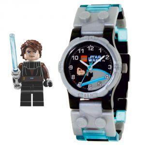 Lego 9002052 - Montre pour enfant Star Wars Anakin Skywalker