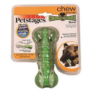 Petstages Jouet à mastiquer avec intérieur bruyant pour chien Taille M