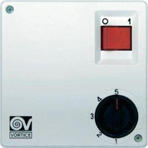 Vortice SCNR5 - Transformateur à 5 niveaux de réglage pour ventilateur