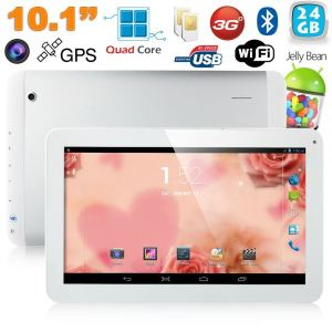 "Yonis Y-tt44g24 - Tablette tactile 10.1"" sous Android 4.2 ( Bluetooth GPS 8 Go interne + Micro SD 16 Go)"