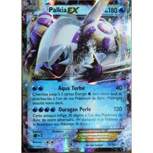 Asmodée Palkia Ex - Carte Pokémon XY Rupture Turbo