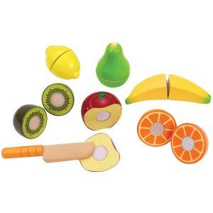 Hape E3117 - Fruits frais en bois