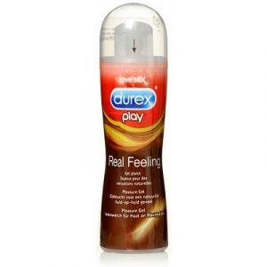 Durex Real Feeling - Gel lubrifiant Play Love Sex