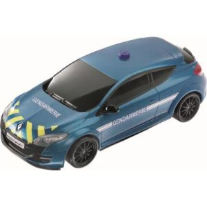 Mondo Motors Voiture radiocommandée Megane RS Gendarmerie 1/14