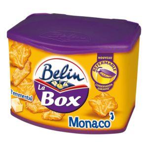Belin Box Monaco - Biscuits apéritif à l'emmental (205g)